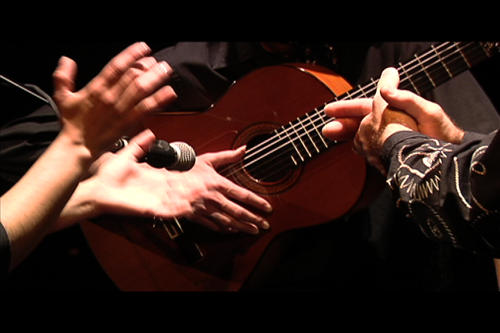 The Great Flamenco Artists